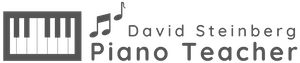 David The Piano Teacher Logo